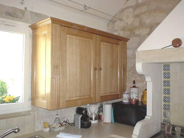 Placard pour cuisine cuisine intgre plaque 4 feux au gaz for Modele de placard de cuisine