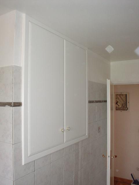 Salle de bain placard for Placard salle de bain
