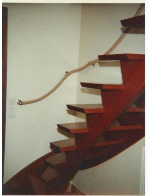 Rampe d escalier zen installation d un escalier ouvert avec de rampe beauti - Comment installer une rampe ...
