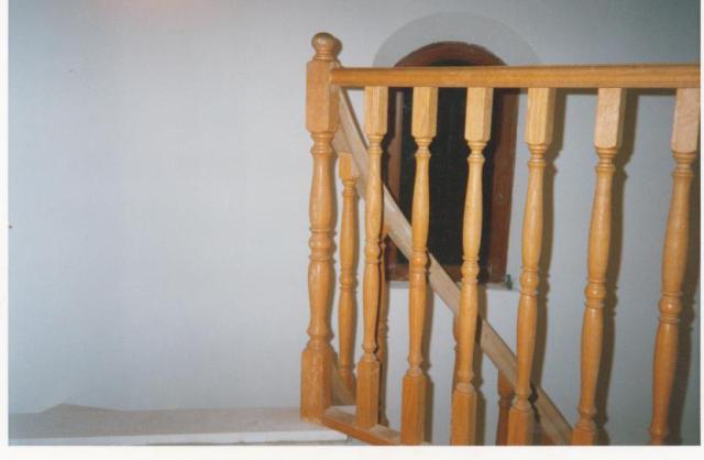 rampe d 39 escalier. Black Bedroom Furniture Sets. Home Design Ideas